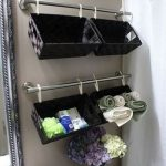DIY Bathroom Organization Idea – Get More Storage Space in a Small Bathroom